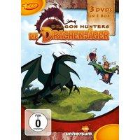 Dragon Hunters - Die Drachenjäger: Box 1 - Folgen 1-13 [3 DVDs]