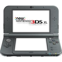 New Nintendo 3DS XL metallic zwart [incl. 4GB geheugenkaart]