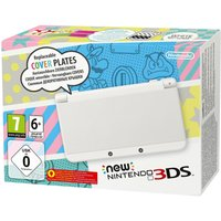 New Nintendo 3DS [incl. 4GB geheugenkaart, verwisselbare covers] wit