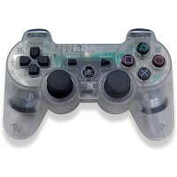 PS3 DualShock 3 Controller transparant