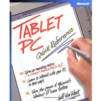Tablet PC Quick Reference (Basic Other) - West, Jeff Van