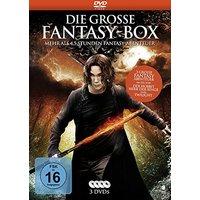 Die große Fantasy-Box - 3 Fantasy-Abenteuer in einer Box [3 DVDs]