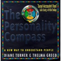 The Personality Compass: A New Way to Understand People - Turner, Diane