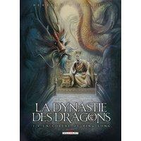 La Dynastie des dragons, Tome 1 : La colère de Ying Long - Civiello, Emmanuel