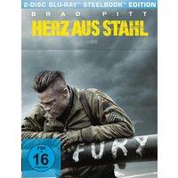 Fury - Herz aus Stahl [Steelbook, 2 Discs]