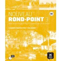 Nouveau Rond-Point / Cahier d'exercices + CD audio (B2)