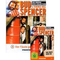 Bud Spencer &Terence Hill - Die Grosse DVD-Collection: Nr. 5 - Vier Fäuste gegen Rio [Zeitschrift, inkl. DVD]
