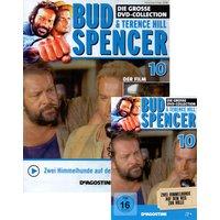 Bud Spencer &Terence Hill - Die Grosse DVD-Collection: Nr. 10 - Zwei Himmelhunde auf dem Weg zur Hölle [Zeitschrift, inkl. DVD]