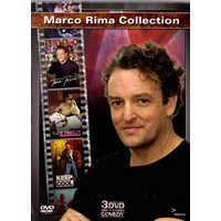 Marco Rima Collection: Think Positiv / Hank Hoover / Keep Cool [3 DVDs]