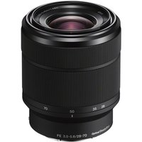 Sony FE 28-70 mm F3.5-5.6 OSS 55 mm filter (geschikt voor Sony E-mount) zwart