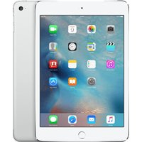 Apple iPad mini 4 7,9 128GB [wifi + cellular] zilver