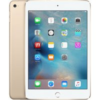 Apple iPad mini 4 7,9 16GB [wifi + cellular] goud