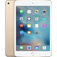 Apple iPad mini 4 7,9 128GB [wifi + cellular] goud