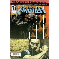 Marvel Knights: The Punisher - Vol. 2 / Nr. 1 - Herzlich willkommen und einen Wunderschönen Abend / Mit Hilfe einer Spinne - Garth Ennis [Broschiert]