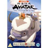 Avatar - The legend of Aang: Book 1, Water - Volume 5 - Episode 17-20 [UK Import]