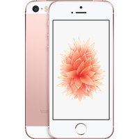 Apple iPhone SE 16Go Or Rose