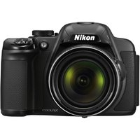 Nikon COOLPIX P520 zwart