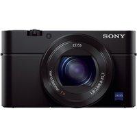 Sony DSC-RX100 III zwart