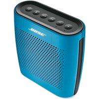 Bose SoundLink Colour Bluetooth speaker blauw