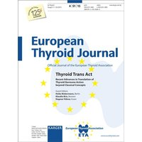 Thyroid Trans Act. Recent Advances in Translation of Thyroid Hormone Action beyond Classical Concepts. Supplement Issue: European Thyroid Journal 2015, Vol. 4, Suppl. 1[Taschenbuch]