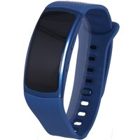 Samsung Gear Fit2 Large blauw