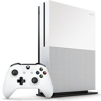 Xbox One S 2TB [incl. draadloze controller, verticale standaard] wit
