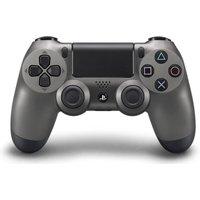 Sony PS4 DualShock 4 mando inalámbrico negro acero
