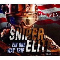 Sniper Elite. Ein One Way Trip - Scott McEwen [Audio CD]