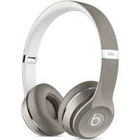 Beats by Dr. Dre Solo² Luxe Edition zilver