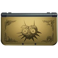 New Nintendo 3DS XL [Legend of Zelda: Majora's Mask Edition, zonder spel] goud
