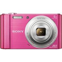 Sony DSC-W810 rosa