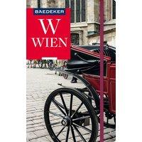 Baedeker Reiseführer Wien. MIT GROSSEM CITYPLAN - Heide Marie Karin Geiss  [Taschenbuch]