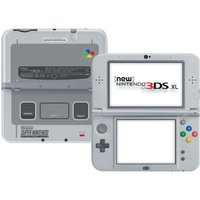 New Nintendo 3DS XL [Special SNES Edition] grau