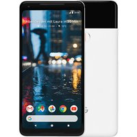 Google Pixel 2 XL 64GB blanco y negro