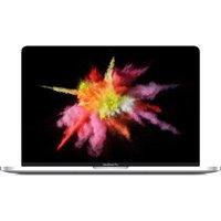 Apple MacBook Pro met touch bar en touch ID 13.3 (retina-display) 3.1 GHz Intel Core i5 8 GB RAM 256 GB PCIe SSD [Mid 2017, QWERTY-toetsenbord] zilver