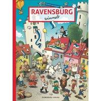 Ravensburg wimmelt - Rainer Weishaupt  [Gebundene Ausgabe]