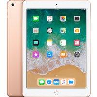 Apple iPad 9,7 128GB [wifi, model 2018] goud