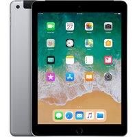 Apple iPad 9,7 128 Go [Wifi + Cellulaire, Modèle 2018] gris sidéral