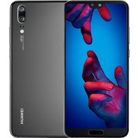 Huawei P20 Dual SIM 128GB zwart