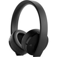 PlayStation 4 Gold draadloze headset zwart