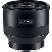 Zeiss Batis 25 mm F2.0 67 mm Objetivo (Montura Sony E-mount) negro