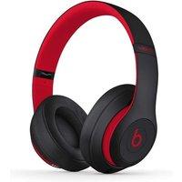Beats by Dr. Dre Studio3 Wireless defiant negro / rojo