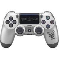 Sony PS4 DualShock 4 draadloze controller [Limited God of War editie, 2e versie] zilver