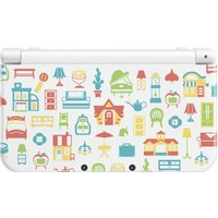 New Nintendo 3DS XL [Animal Crossing: Happy Home designer special edition] wit