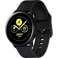Samsung Galaxy Watch Active 40 mm zwart met sportarmband zwart [wif]