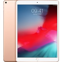 Apple iPad Air 3 10,5 256GB [Wi-Fi + Cellular] goud