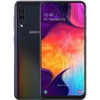 Samsung A505FD Galaxy A50 Dual SIM 128GB zwart