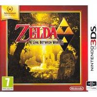 The Legend of Zelda: A Link Between Worlds [Nintendo Selects, UK Import]