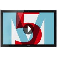 Huawei MediaPad M5 10,8 64GB [Wifi + 4G] gris espacial
