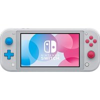 Nintendo Switch Lite 32 GB [Zacian & Zamazenta Limited editie, zonder software] grijs